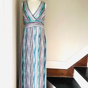 Max Studio Maxi Sleeveless Dress NWT Size 10